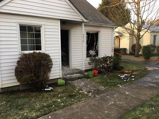 Salem woman dies after home fire