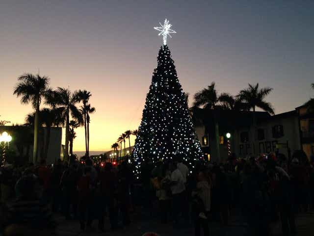 Ft Pierce Bar Entertainment 2020 Christmas Eve Christmas parades, ice skating, Singing Tree, holiday events top