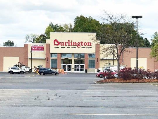 Burlington opened at Baytowne