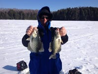 Central Wisconsin fishing report for Jan. 3