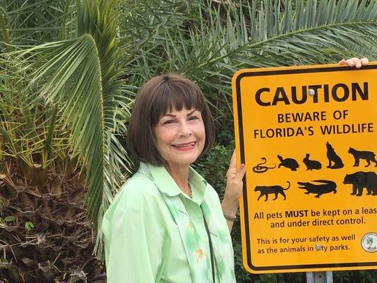 "Former FLORIDA TODAY writer Victoria ""Vicki"" Reid Zelazny,"