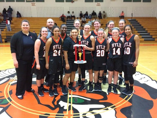 Ryle girls basketball won the Queen of the Palms in