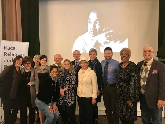 Birmingham's Race Relations and Diversity Task Force hosted the Martin Luther King Jr. Day event at The Community House.