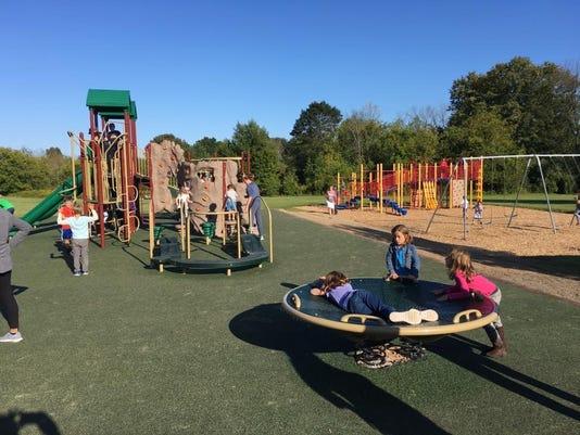 Thorson Elementary School Playground