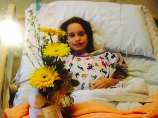 Emily Gober was 8 when she had her most recent heart