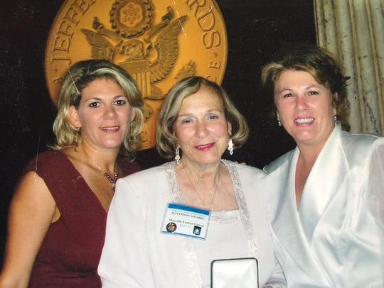 Michelle Citron, Marcelle Fortier Citron and Mary Ellen