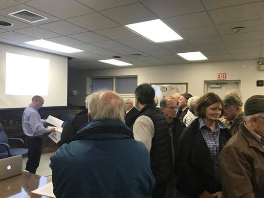 Spring Garden Township hosted one of two open houses