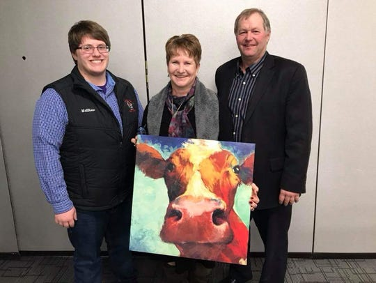 The Fond du Lac County Junior Holstein Association