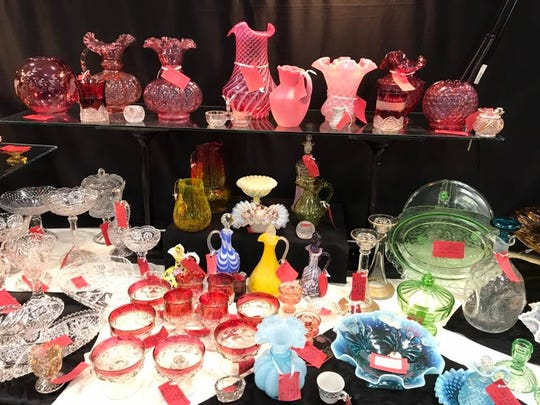 The 36th annual Million Dollar Antique Show begins