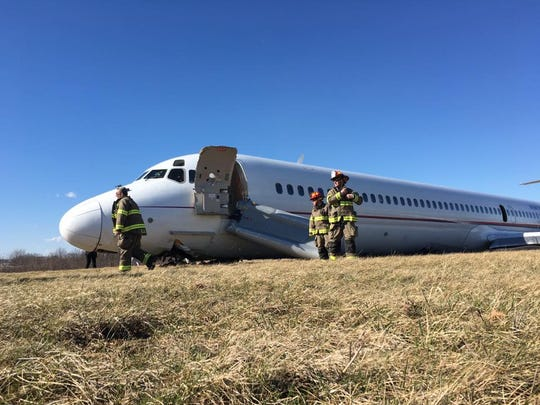 The NTSB has released photos of the March 8, 2017 accident