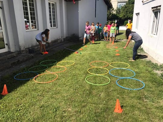 Hyde Park Baptist Church will host a Youth Games Day
