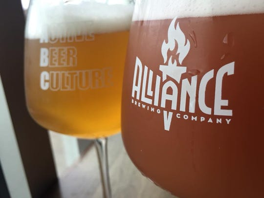 Alliance Brewing Company offers unique and local beer