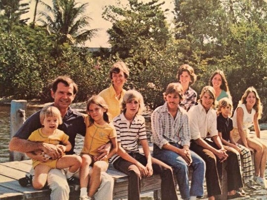 """Consider yourself one of the family"" was Bill Taylor's"