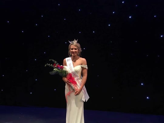 Miss University of Tennessee at Martin Morgan Martin will be competing in the 2018 Miss Tennessee Scholarship Pageant for the first time ever.