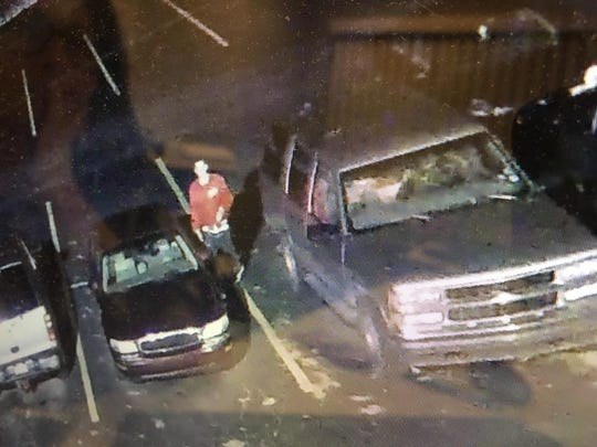Port Huron Police are looking for help identifying two suspects seen breaking into cars Wednesday night around 20th and Beard streets.