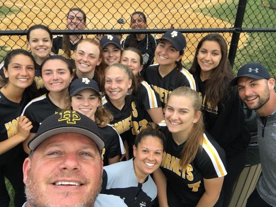 Jamie Galioto led Hanover Park softball to the Morris County title, the school's first in 39 years.