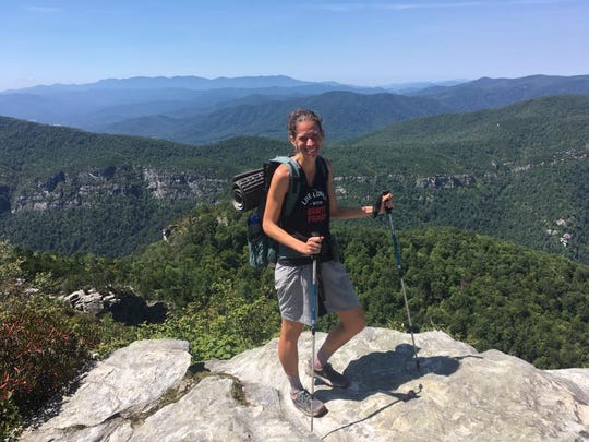 Jennifer Pharr Davis held the fastest known time record for hiking the Appalachian Trail in 2011.