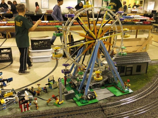 The Somerset County 4-H Trainmasters annual Spring
