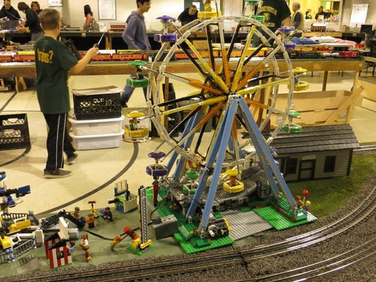 The Somerset County 4-H Trainmasters annual Spring Train show at the Ted Blum 4-H Center, 310 Milltown Road, Bridgewater,is being held on June 9and 10, from 10 a.m.-5 p.m. on both days.