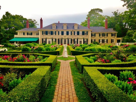 Hildene, the Lincoln Family Home, located in Manchester,