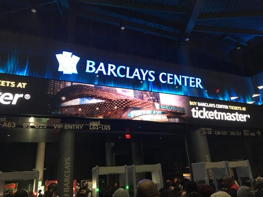 The Barclays Center, the home of the Brooklyn Nets, will host the 2019 NBA Draft on June 20.
