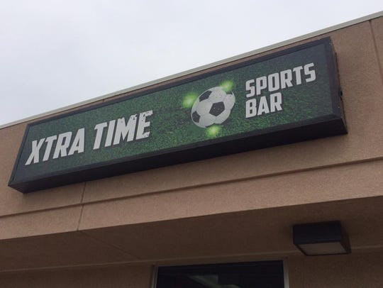 Xtra Time Sports Bar opened at 4719 E. Arrowhead Pl.
