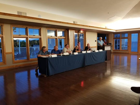Candidates for the Ocean Pines Board of Directors answered