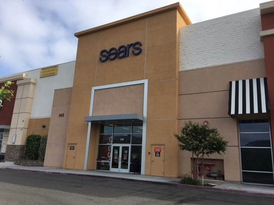 The Sears at Janss Marketplace in Thousand Oaks is among the ones that have already closed in Ventura County. It closed last year.