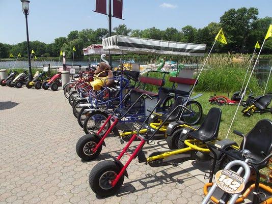 High Roller Bike Rentals