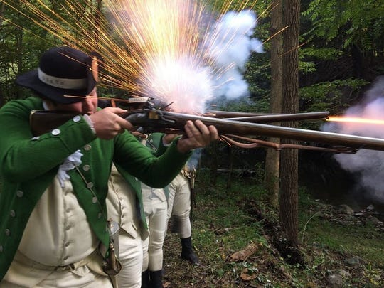 Demonstrations of musket firings will be part of the
