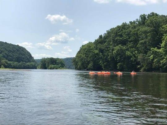 Spraying for black flies along the Delaware River has already begun.