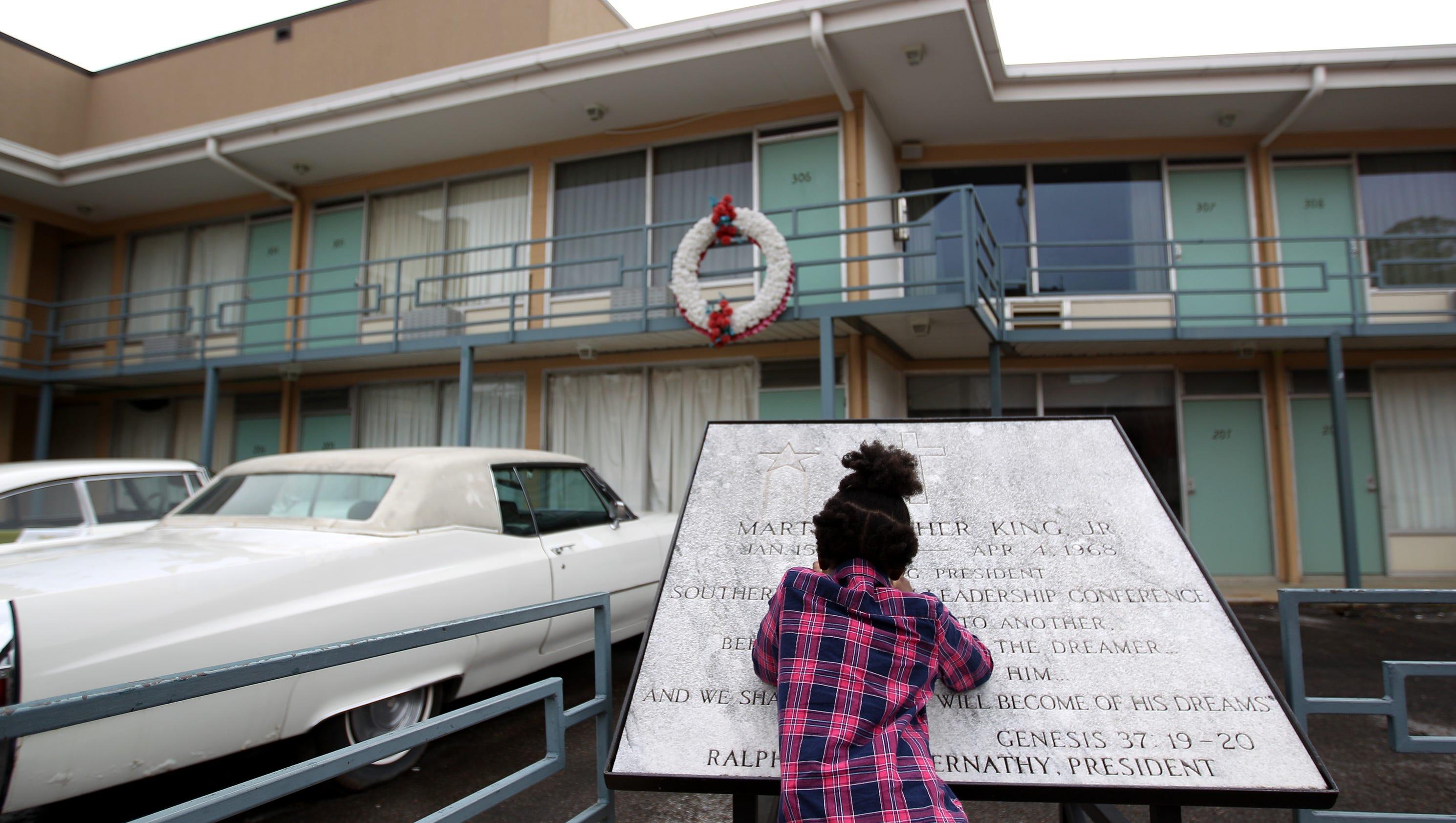 Civil Rights Museum announces MLK50 memoration