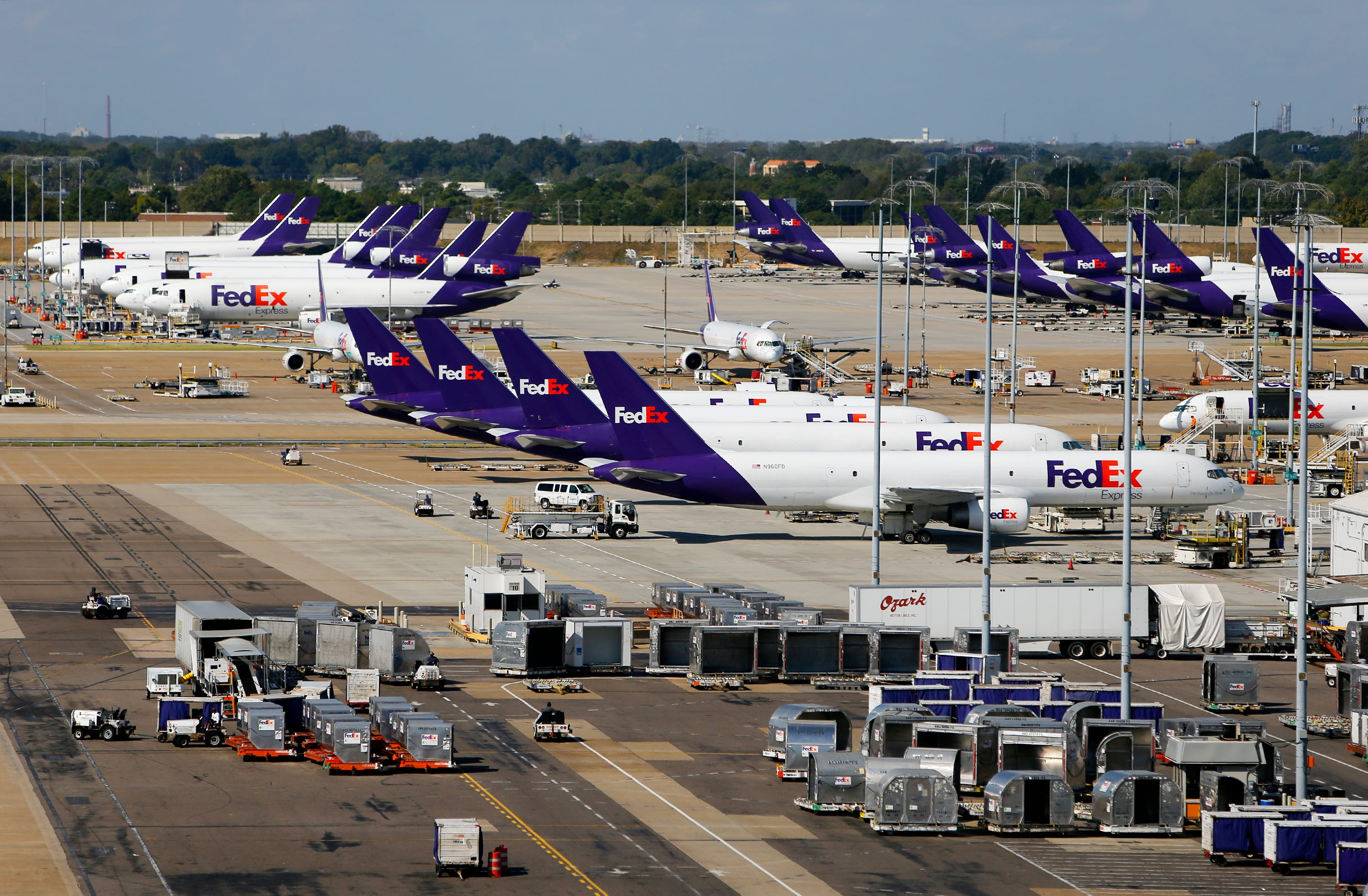 Job Fair Set As FedEx Express Seeks 800 Workers For World Hub In Memphis  Fedex Jobs
