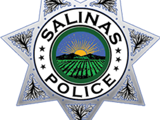 The Salinas Police Department badge.