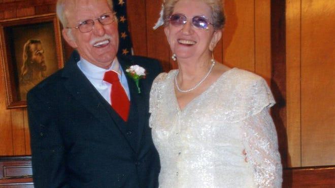 Martha Windsor and James Coates