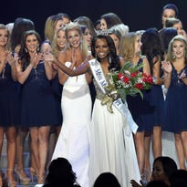 Asya Branch, Miss Tupelo, crowned Miss Mississippi