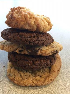 Cookies from Gaslight Gourmet Cookies in Clifton