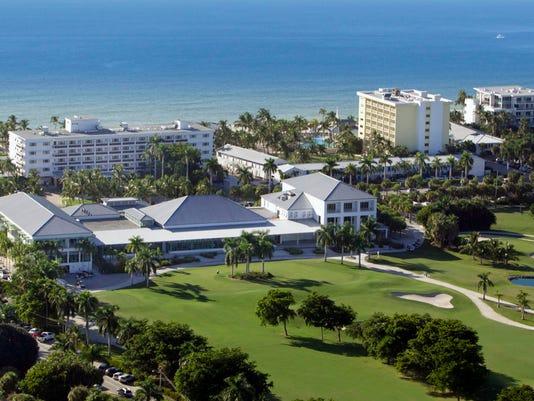 Aerial View of The Naples Beach Hotel  Golf Club  (2012)1.jpg