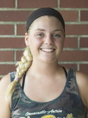 Mackenzie Oberholzer, Greencastle field hockey