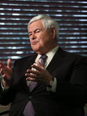 Capital Download with Newt Gingrich  photo from November