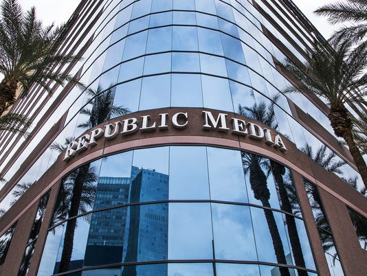 Republic Media Building