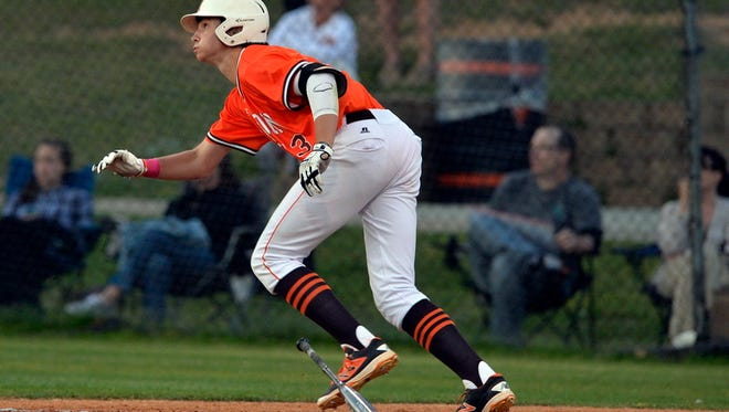 Mauldin's Bryce Teodosio knocked in four runs Friday night, helping the Mavericks defeat Spartanburg 10-0 in five innings at Carlin-McLain Field.
