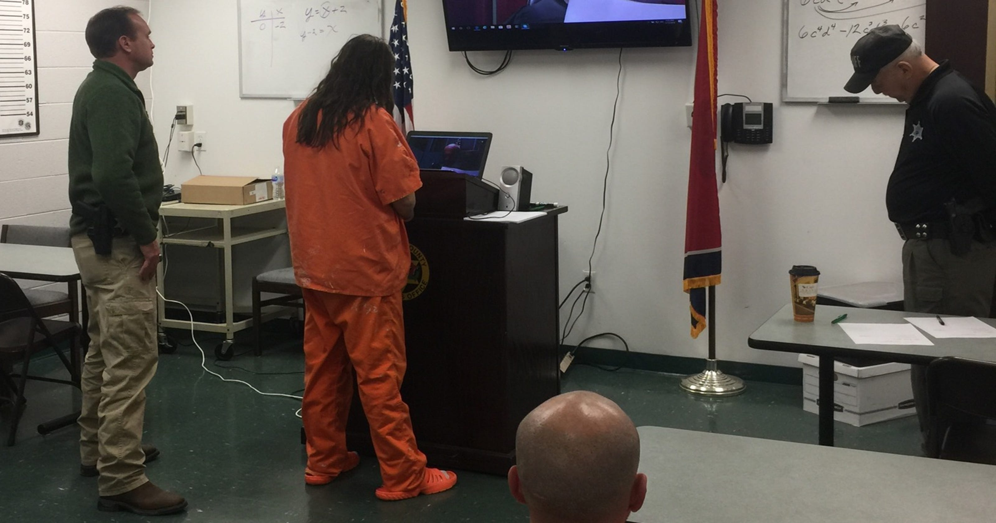 Video arraignments from jail helps streamline court process