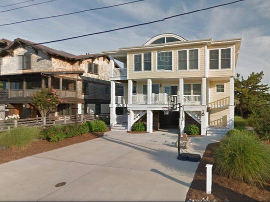 Molly Shattuck rented this house on Dukes Road Labor Day weekend in Bethany Beach for her children and their friends.
