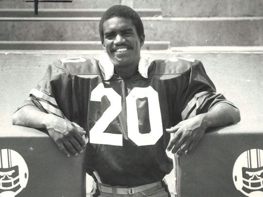 John Arnaud, DB, Sioux City North: All-state pick in 1978. Went on to become a four-year letterwinner at Iowa State, where he got the nickname 'Land Shark.' Arnaud also won a state track title in 1979 in the high jump. Passed away in 2012 after a lengthy bout with lung cancer.