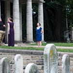 Cemetery is perfect backdrop for Shakespearean tragedy