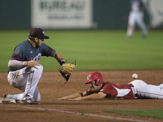 Missouri State baseball vs. Arkansas