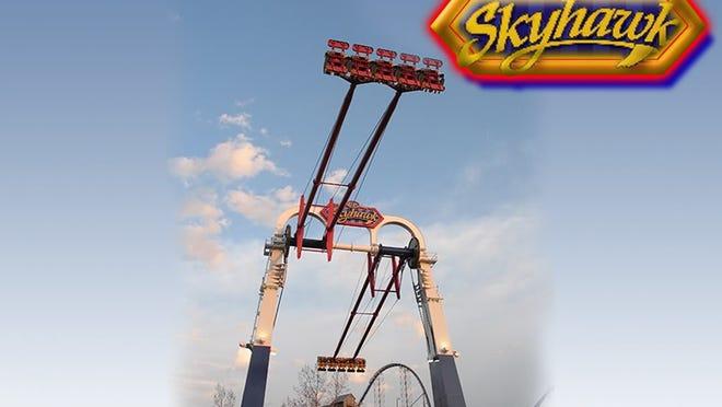 Cedar Point's Skyhawk