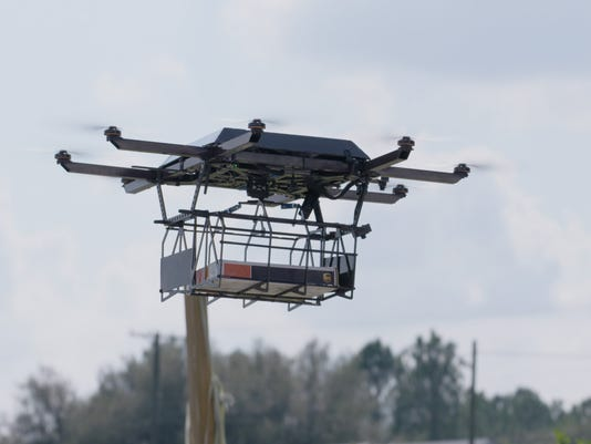 UPS_drone_test