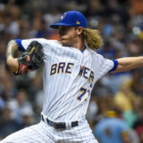 Notes: Using Josh Hader for multiple innings has provided sensational results for Brewers